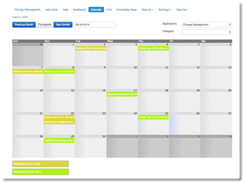 CALENDAR - Click for more detail.