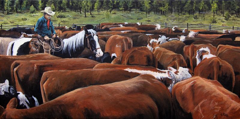 Among the Herd