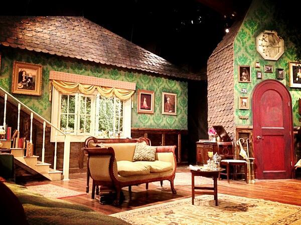 The Cottage, Queens Theatre in the Park, dir. Adam Dannheisser