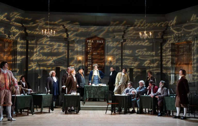 1776: Igor Goldin dir. John Engeman Theater