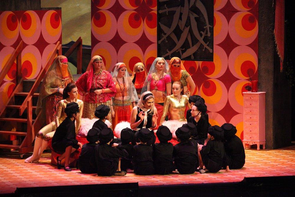 Abduction at the Seraglio: Michael Cavanagh dir. Opera Columbus