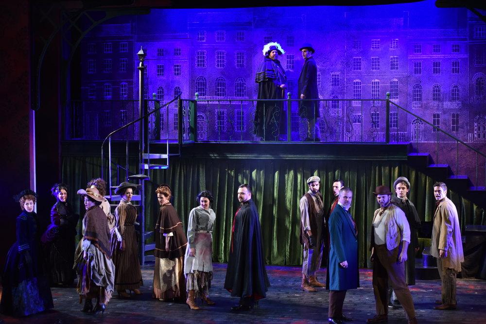 Jekyll and Hyde, Paul Stancato dir. John Engeman Theater