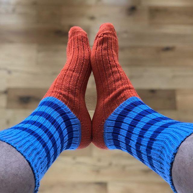 member 002 opting for a pair of universal works boot socks this morning.  #sockclublondon #sockgame #socks #boots #universalworks #firstruleofsockclub #noapologiesnoregrets