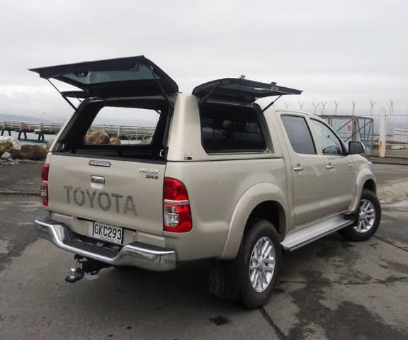 Hilux CME 5.jpg & Toyota Hilux SR5 D/Cab u2014 HALE MANUFACTURING