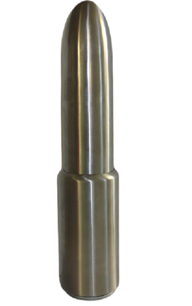 CF2 Stainless Steel Bullet foot