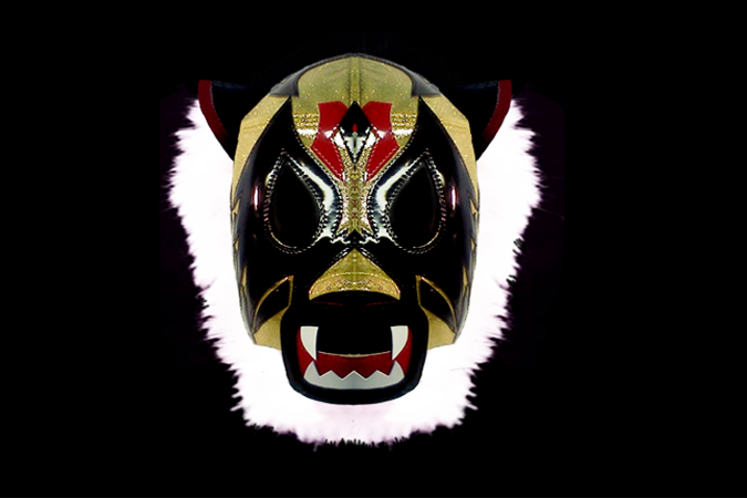 Mil Mascaras - Tiger Dream