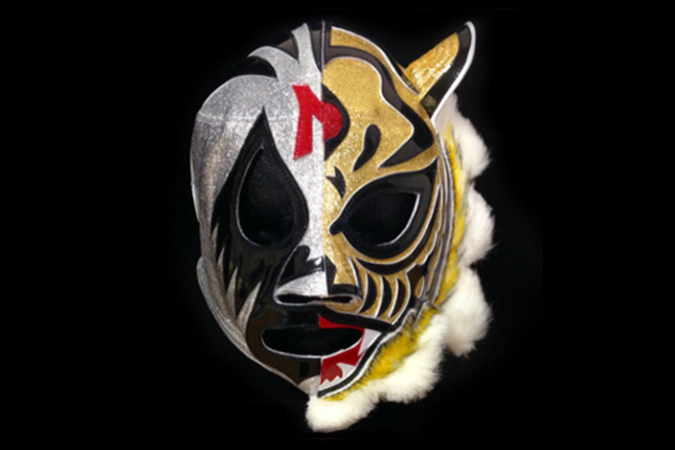Mil Mascaras - Tiger Mask Composite