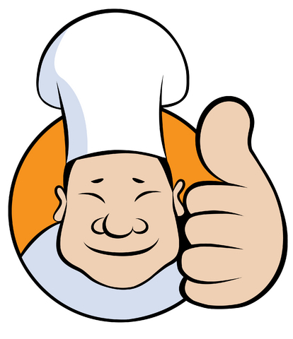 Chinese Chef Thumbs Up