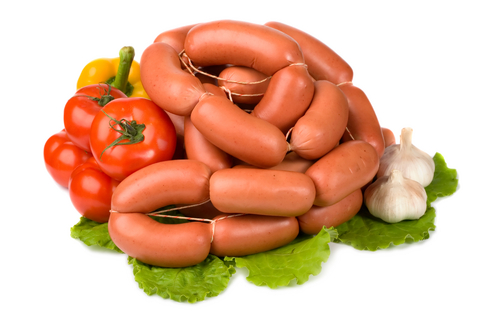 sausage links full size