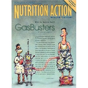 nutrition action healthletter