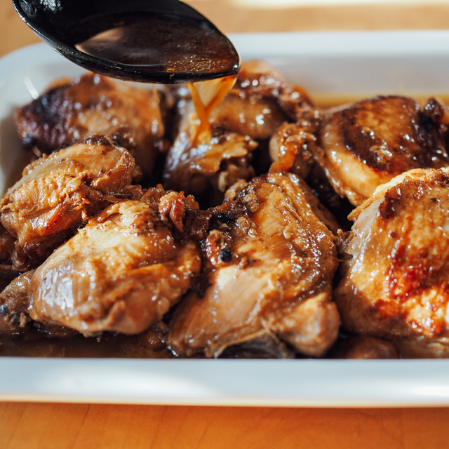 Photo from Flo Lum - Chicken Adobo!