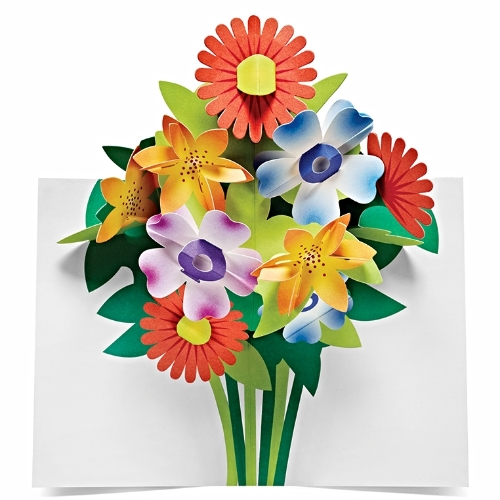 Pop up bouquet cards pop up bouquet cards mightylinksfo