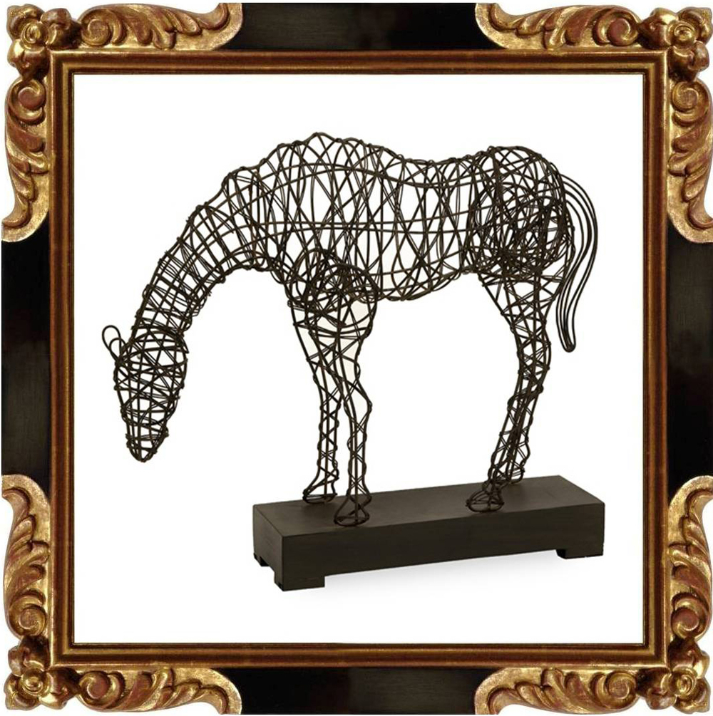 Web site frame 1 with wire horse.jpg