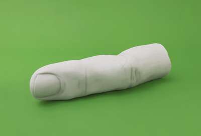 Toby Christian, Finger VI, 2012 - courtesy the artist