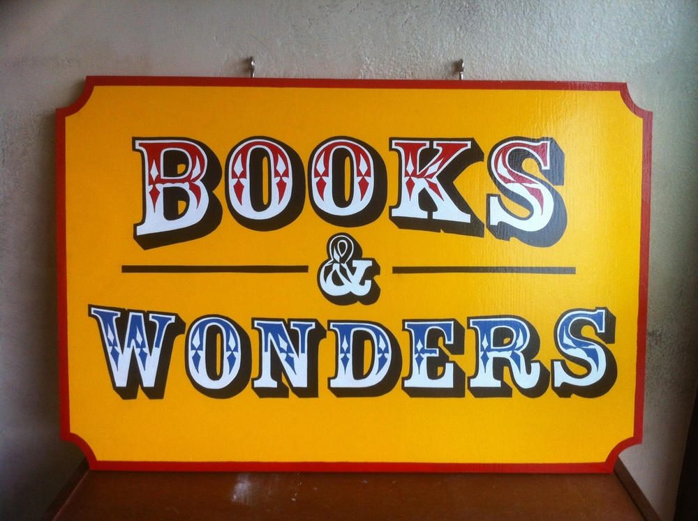 Books & Wonders