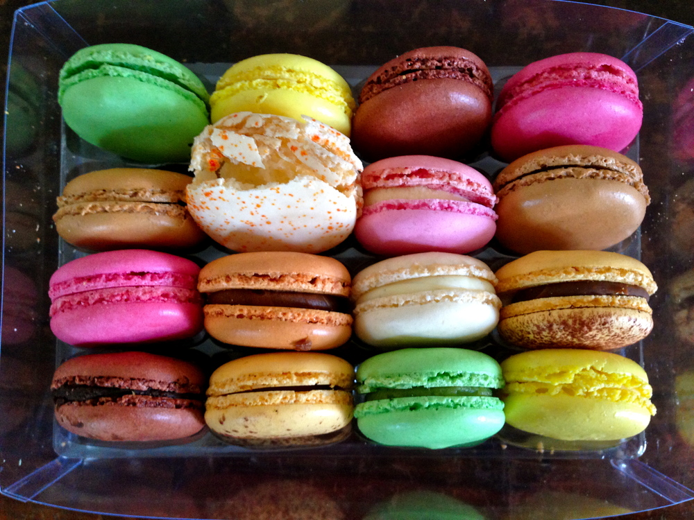 The best macarons // Bourges, France