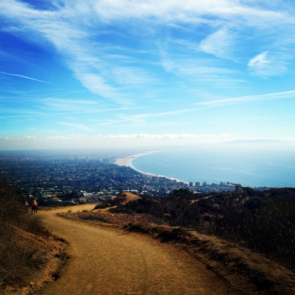 Runyon Canyon // Los Angeles, California