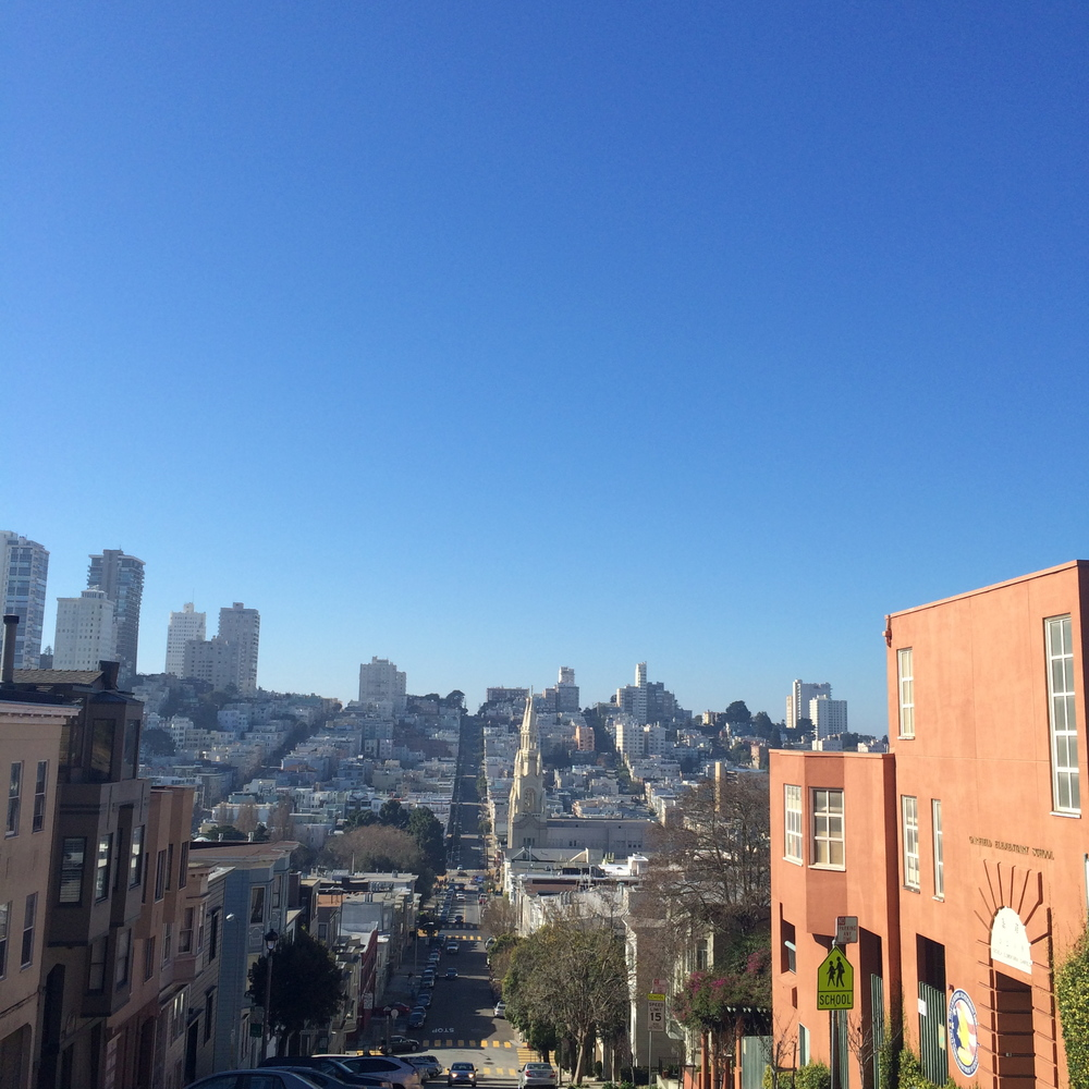 Telegraph Hill // San Francisco, California