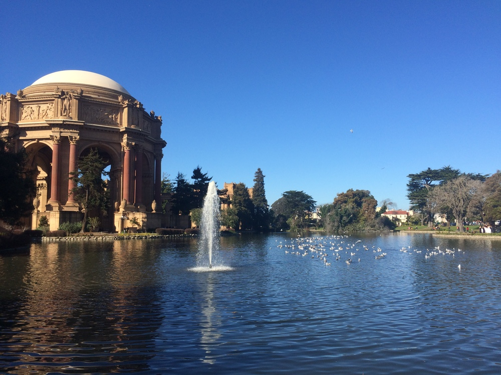 Palace of Fine Arts // San Francisco, California