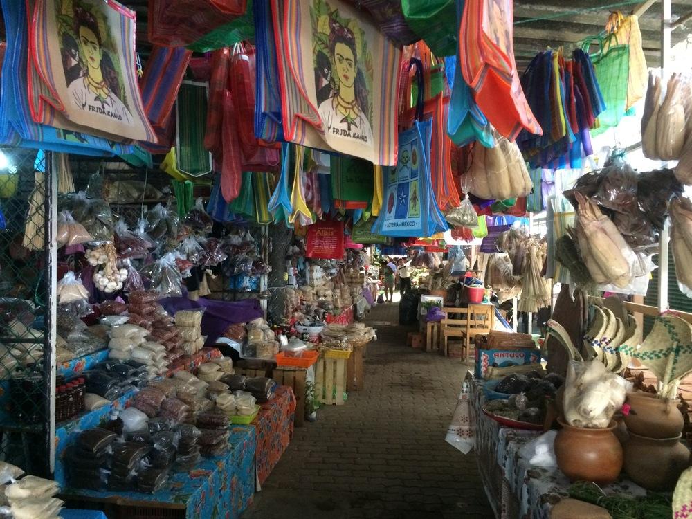 Mercado Benito Juarez.