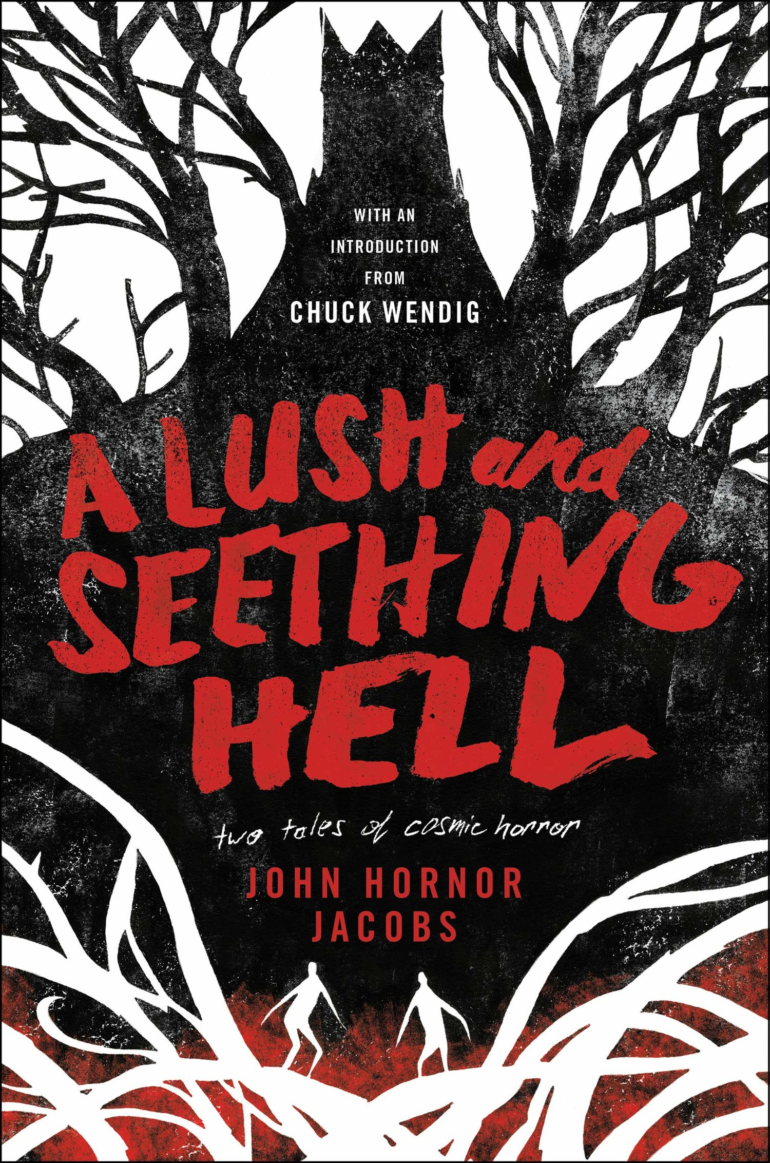 A Lush and Seething Hell [book review] — T  Frohock