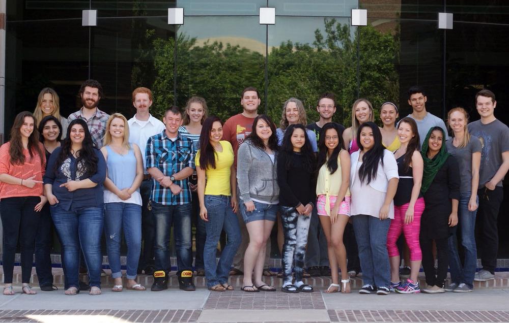 Spring 2014 Lab Team