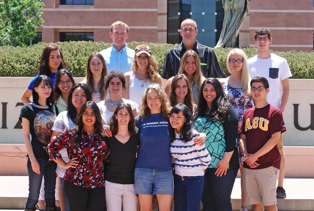 Spring 2015 Lab Team