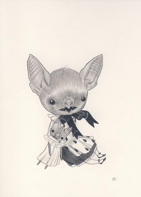 Baby Bat (girl)
