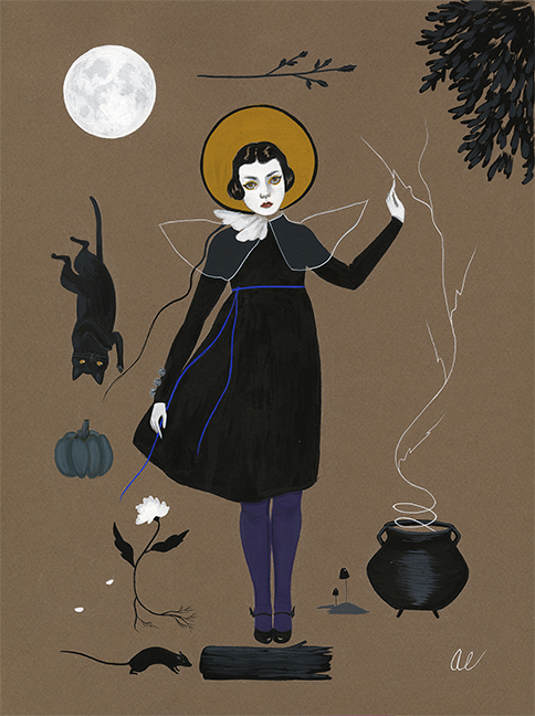 Telepathy by Amy Earles