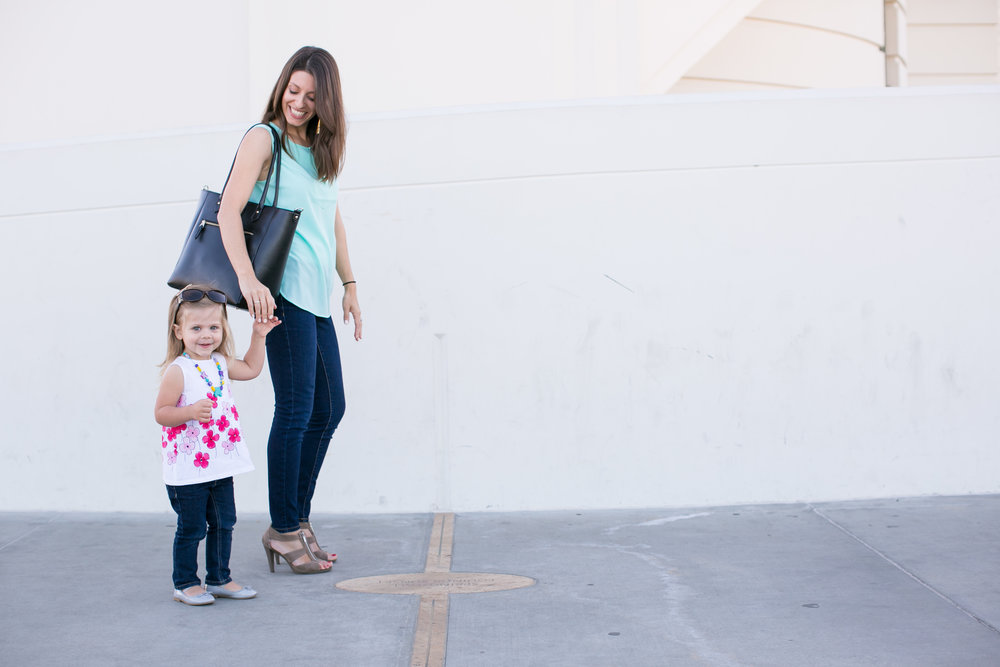 charlotte and asher Diaper Bag mom and child.jpg