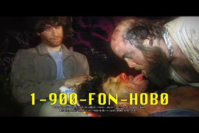 Hobo Phone Sex