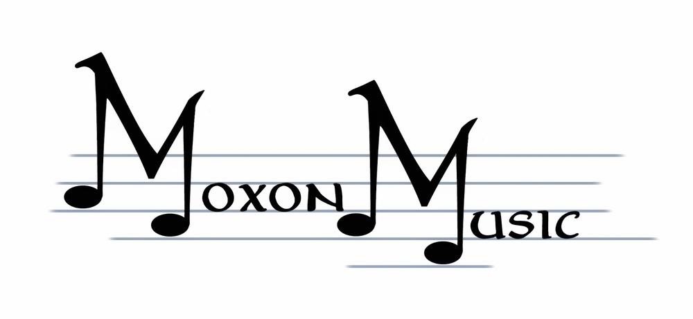 moxon music logo
