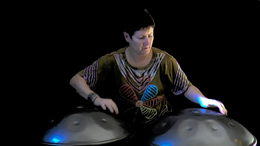 sue moxon handpan