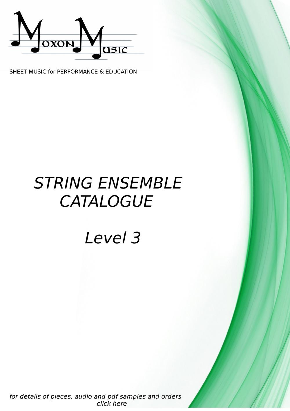 string ensemble level 3 sue moxon