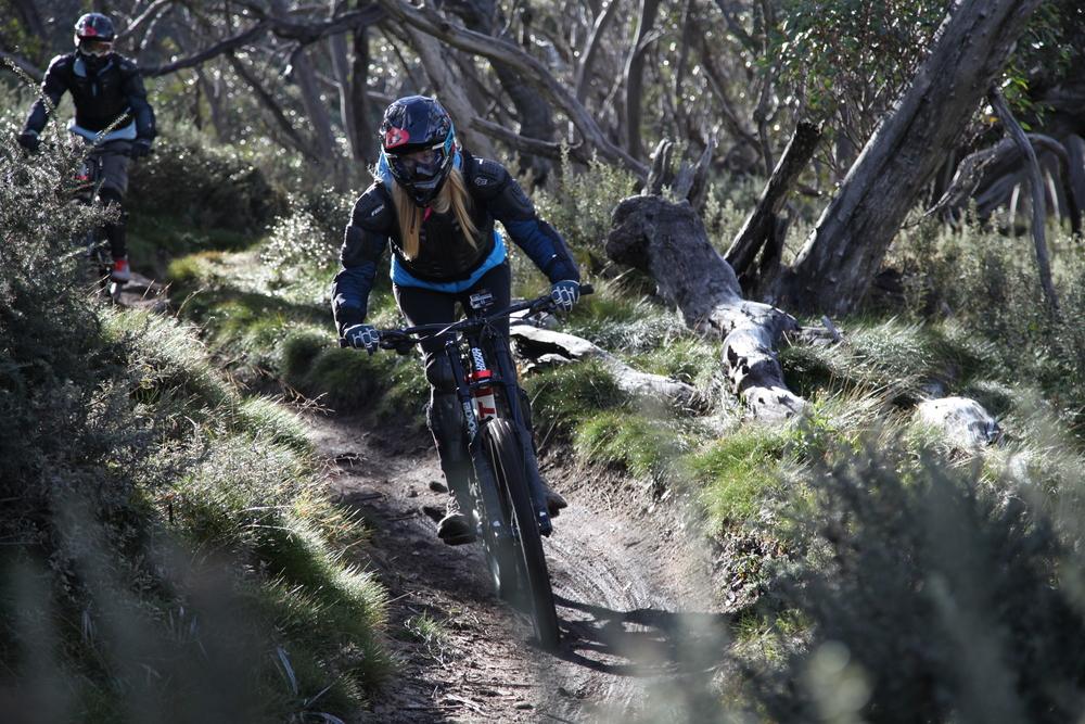 Caroline Pemberton - Downhill MTB