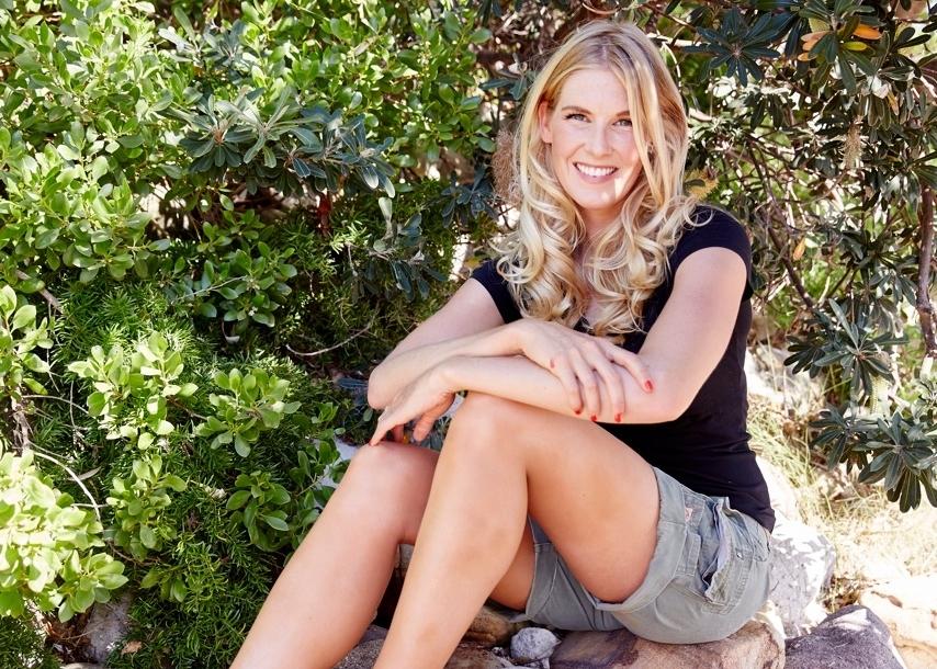 Caroline Pemberton - Australian Geographic Adventures Host