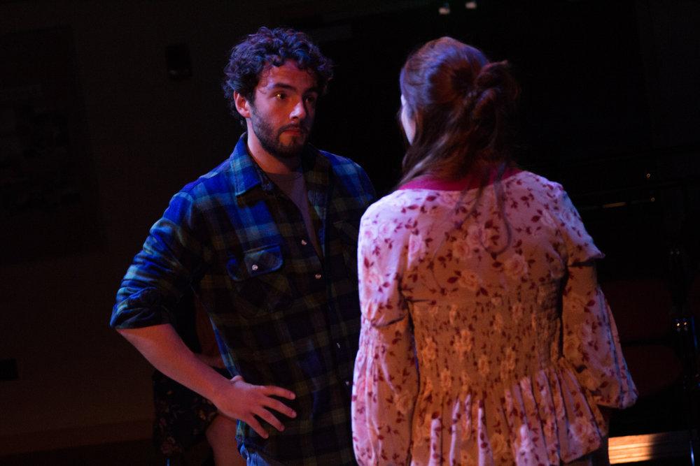 Jon Vellante as Ethan and Kellie Moon as Robin