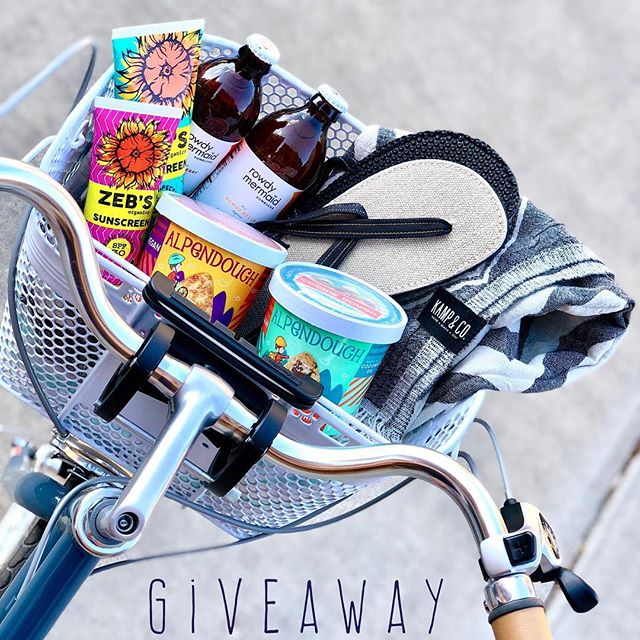 ☀️GIVEAWAY☀️ To celebrate the first day of summer we teamed up with some of our favorite brands to bring you the perfect summer essentials! . To enter: 🌸 L I K E this post on all accounts 🌸F O L L O W @earthrunners, @alpendough, @zebsorganics, @kampandco, & @rowdymermaidkombucha 🌸 T A G ✌️ friends in separate comments below . Each tag in a separate comment will garner an extra entry. Giveaway closes on Sunday, June 24th at 11:59 pm. The winner will be randomly chosen and notified via DM and announced Monday morning. Account must be PUBLIC to win. Winner must live in the United States to be eligible. Good luck! 💫 . . #giveaway #sweepstakes #summer