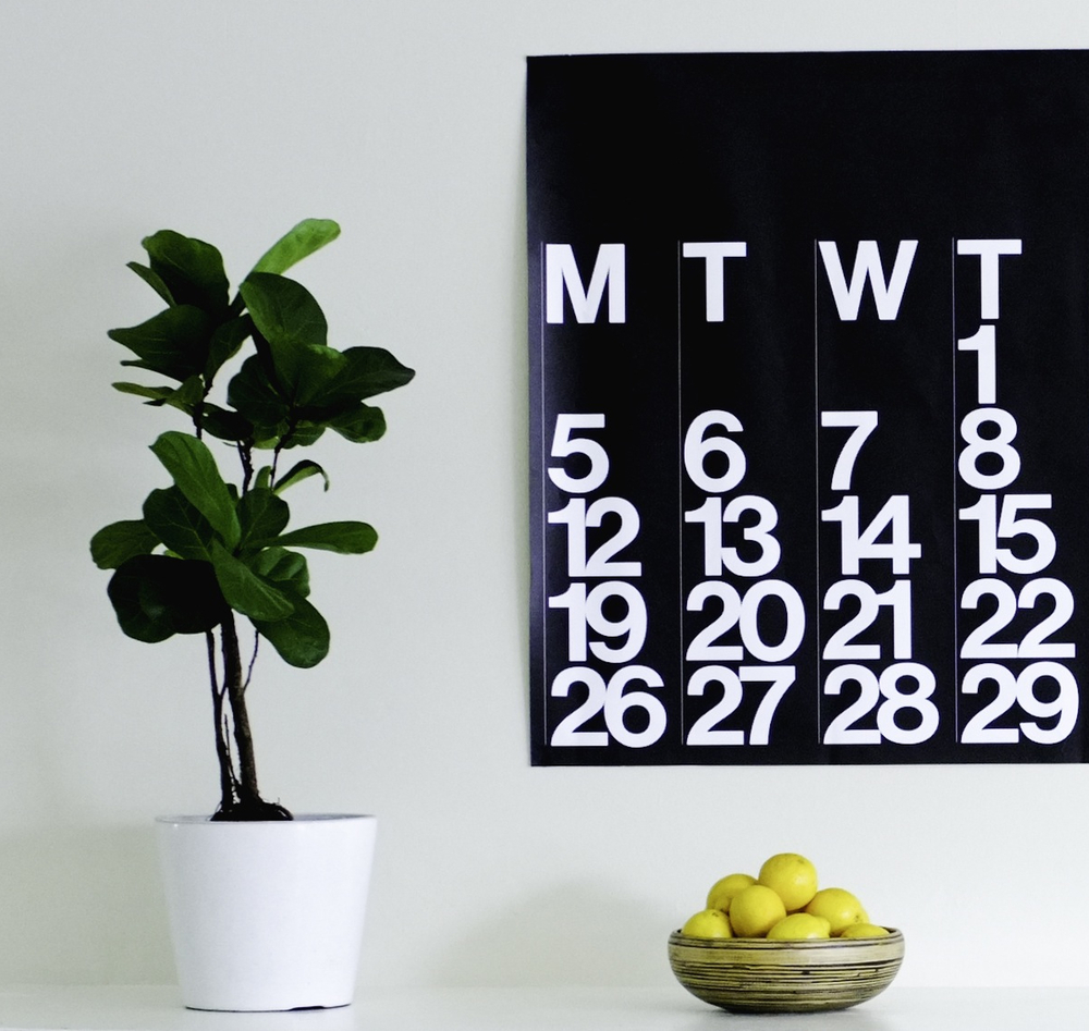 stendig calendar australia