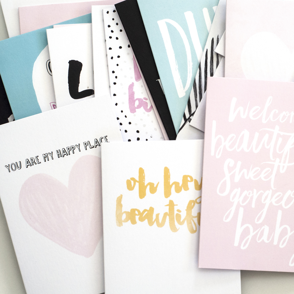 Australian Designed Stationery Greeting Cards