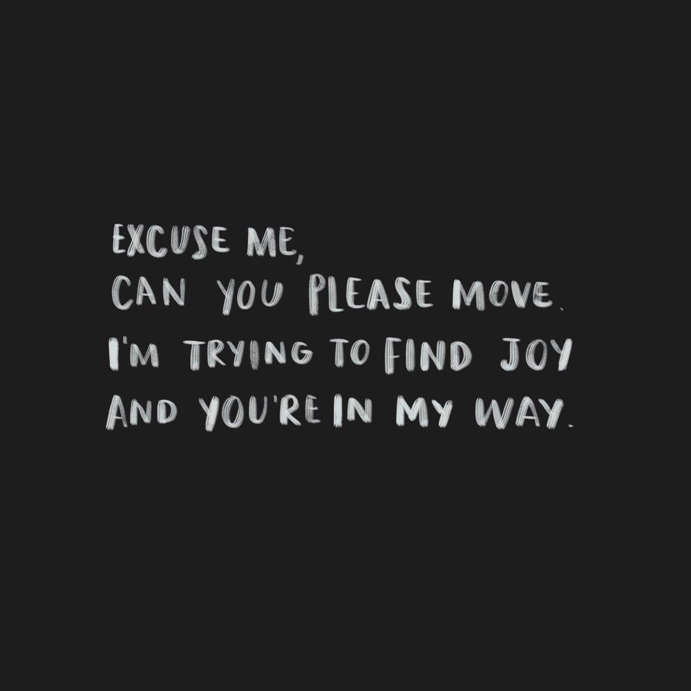 - Joy Chaser