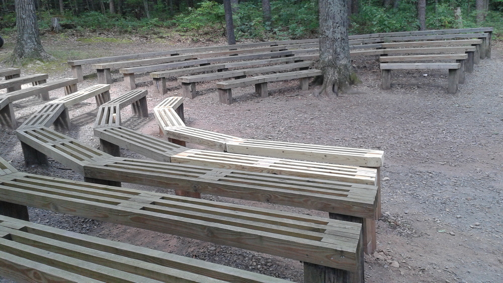 Chapel Seating - August 2015