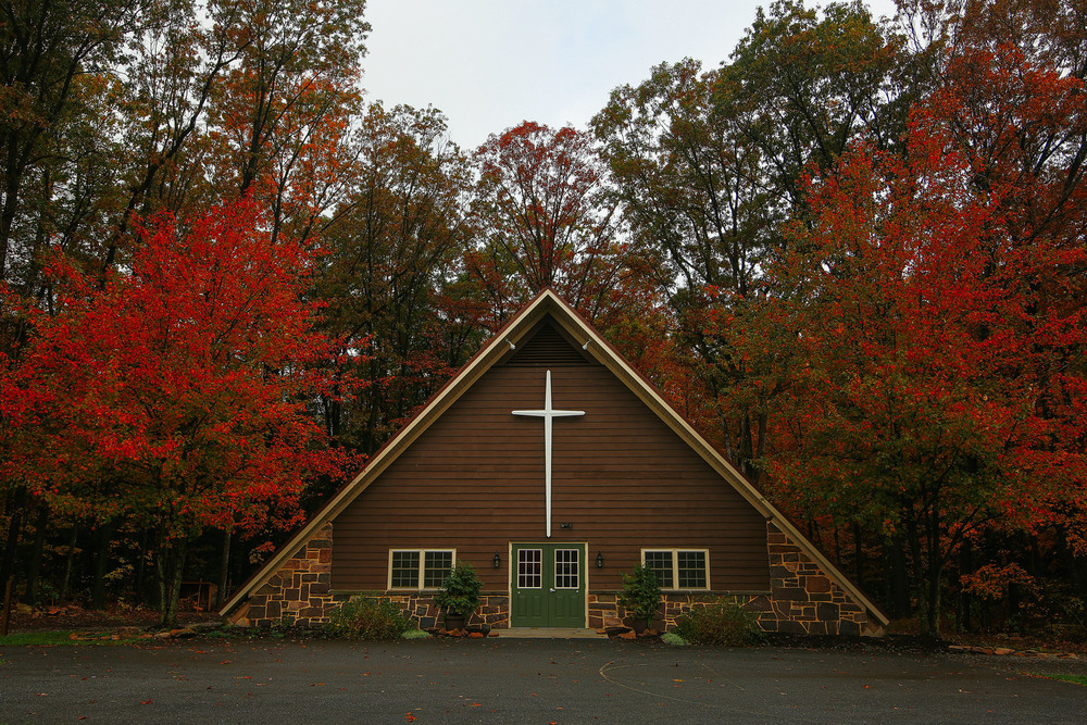 11. A-Frame Chapel
