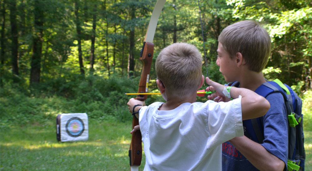 adventure camps for young adults
