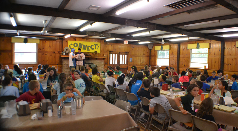 Youth Retreat Meals