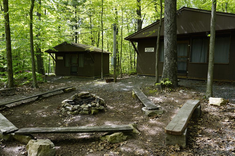 Breezewood Shelter