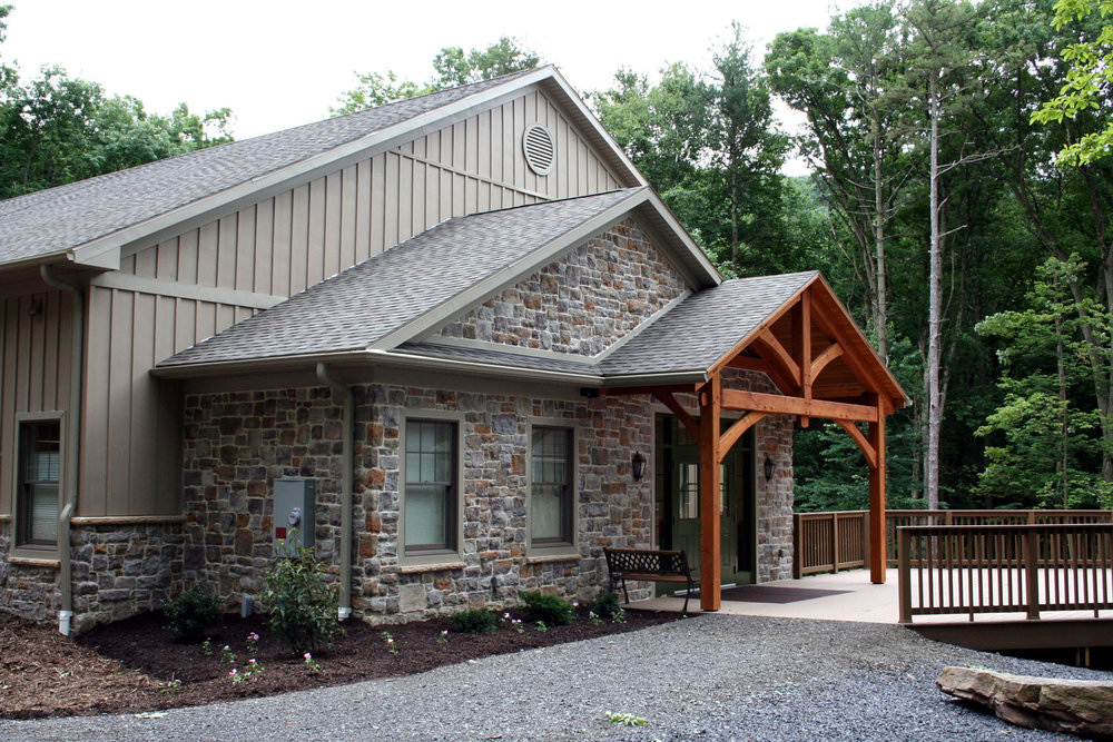 View the Facilities Our Retreat Center Has to Offer →