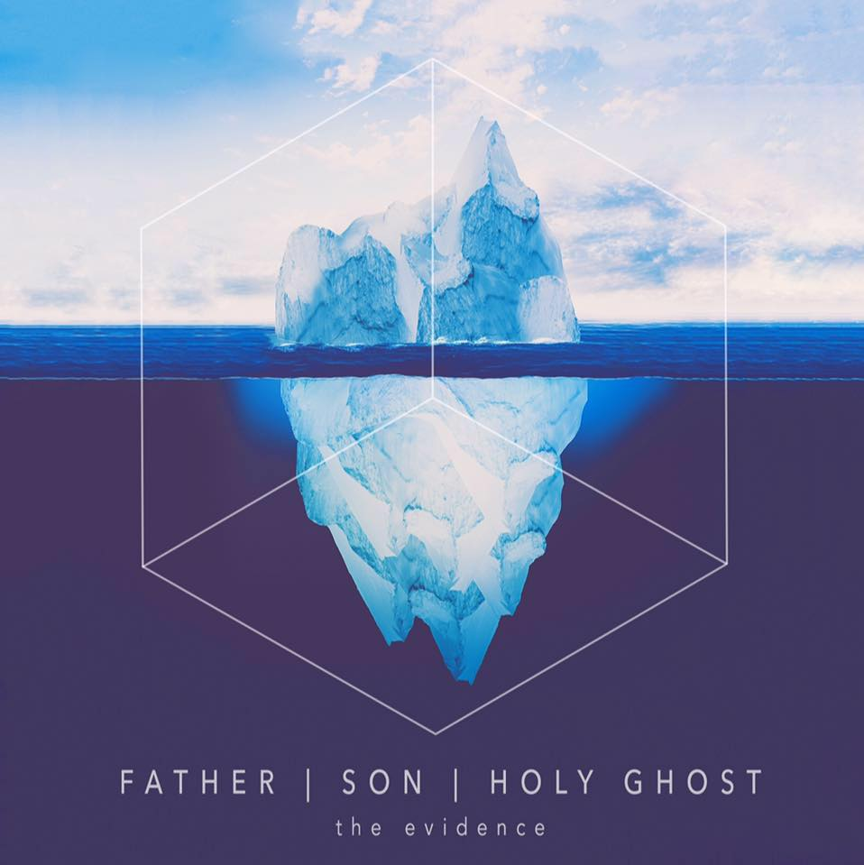 Cover Art for Father // Son // Holy Ghost, released in February 2017