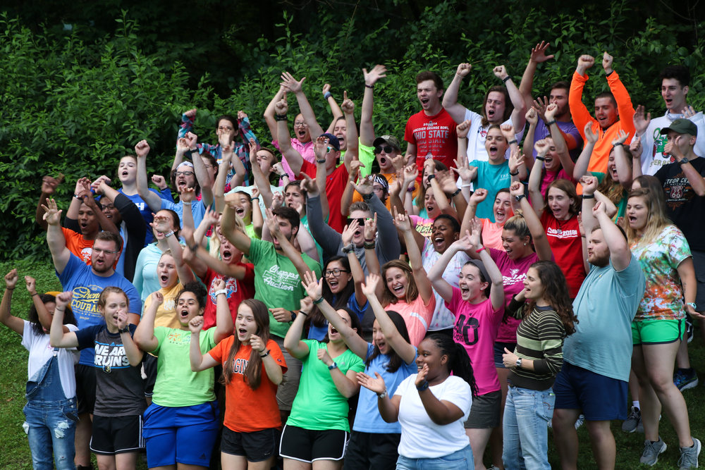 Summer Staff Positions   Learn More →