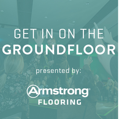 5am-6am: Get in on the Groundfloor -